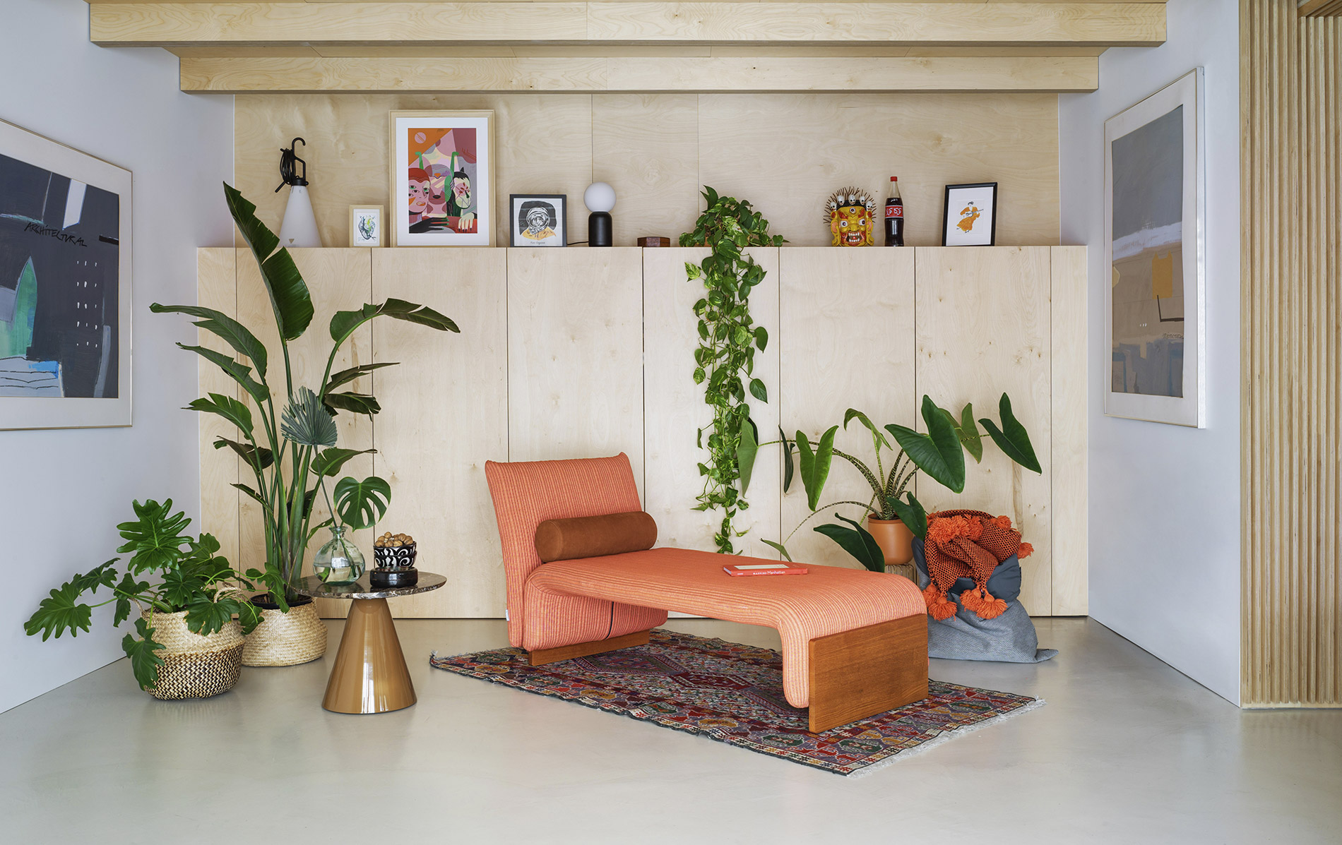 Apartamento de Ana x Sancal