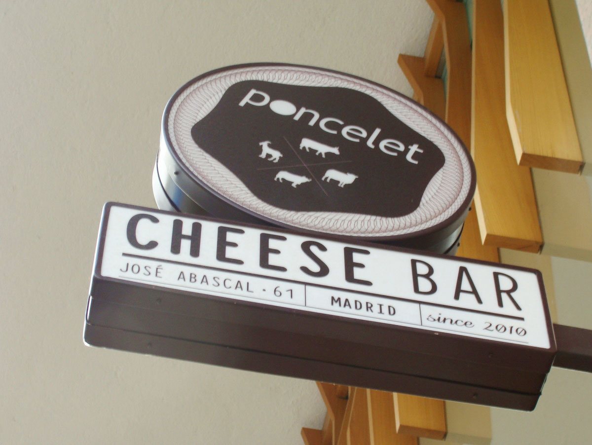 Sancal - Poncelet Cheese Bar