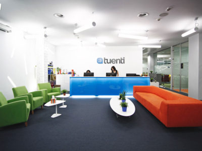 New headquarters Tuenti