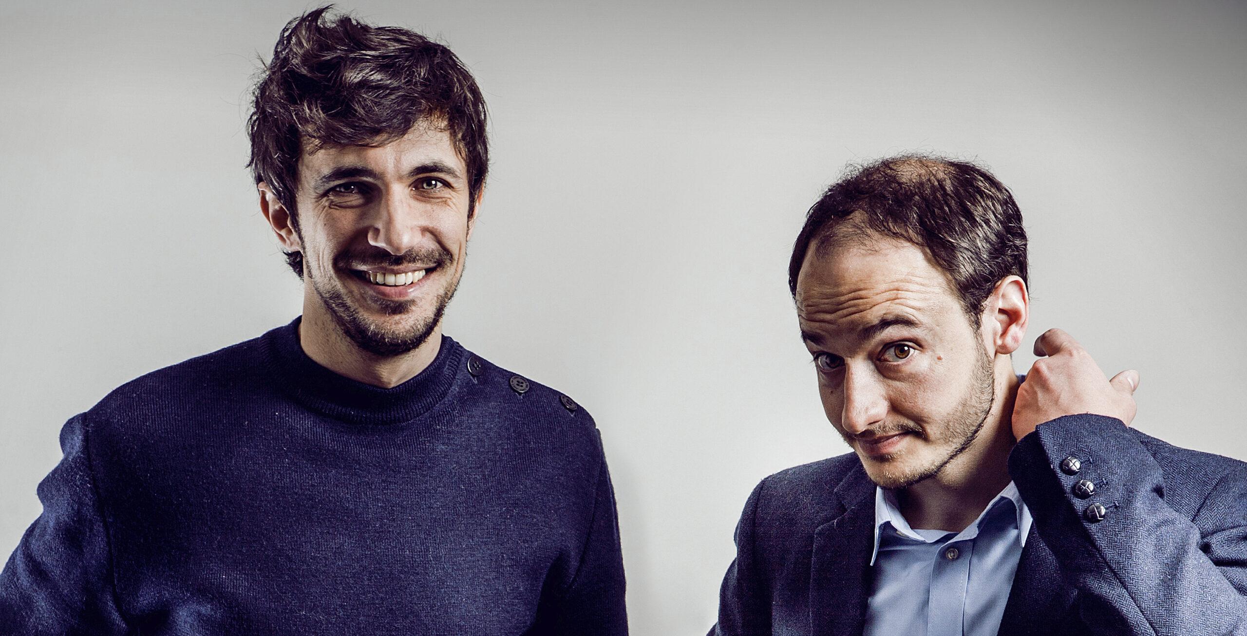 Antoine Lesur & Marc Venot