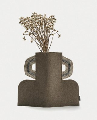 Flower Power RAW L Taupe