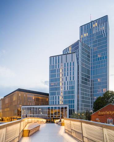 Sancal - Clarion Hotel & Congress Malmö Live