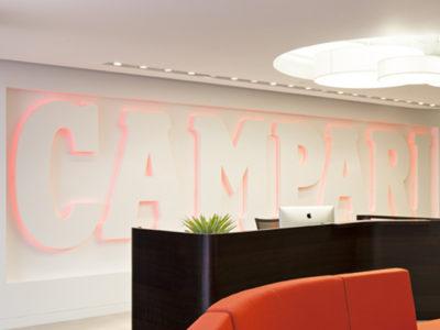 Oficinas Campari
