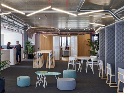 Oficinas MCI - Dorier
