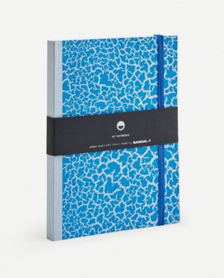 Notes Rift A5 Notebook