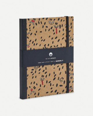 Notes Wild Dots A5 notebook
