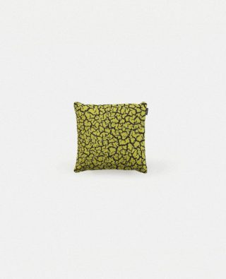 Rift Cushion 30x30 Yellow