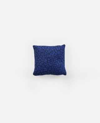 Rift Cushion 30x30 Blue