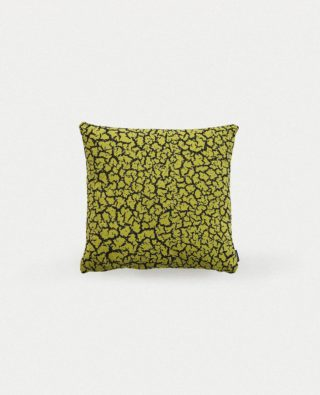 Rift Cushion 40x40 Yellow
