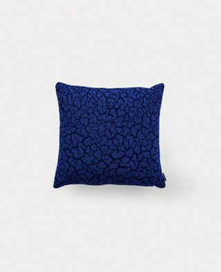Rift Cushion 40x40 Blue