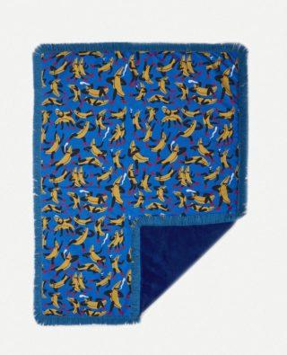 Tápame Mucho L Banana Guys - Fleco azul