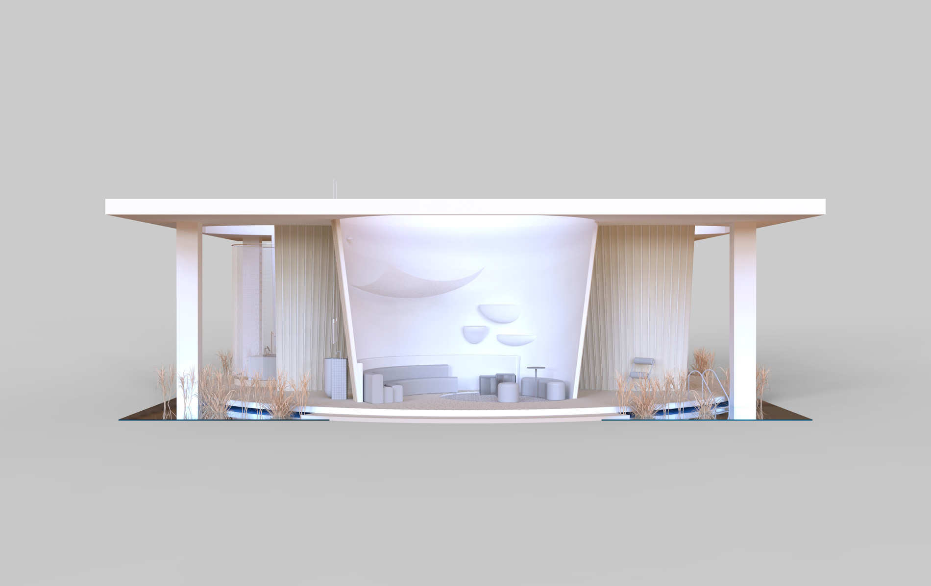 Das Haus 2020 x MUT Design