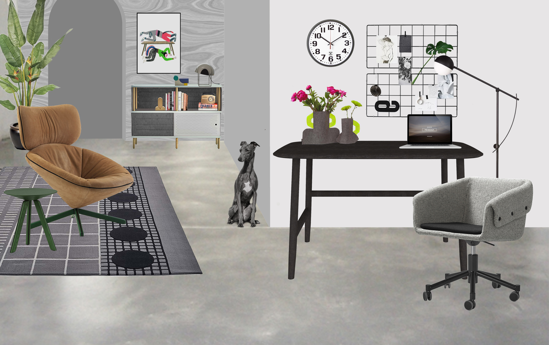 How to create a Home Office?