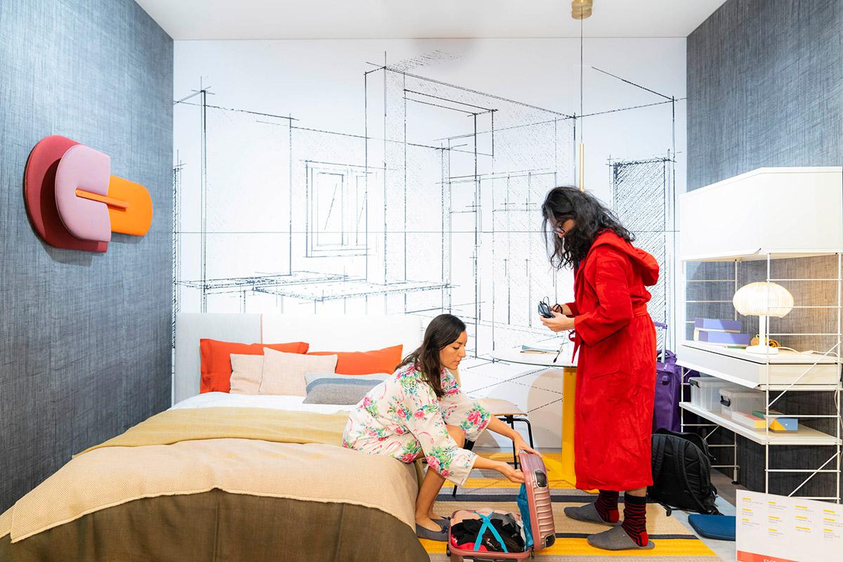 Interieur Passion Home Textiles creates