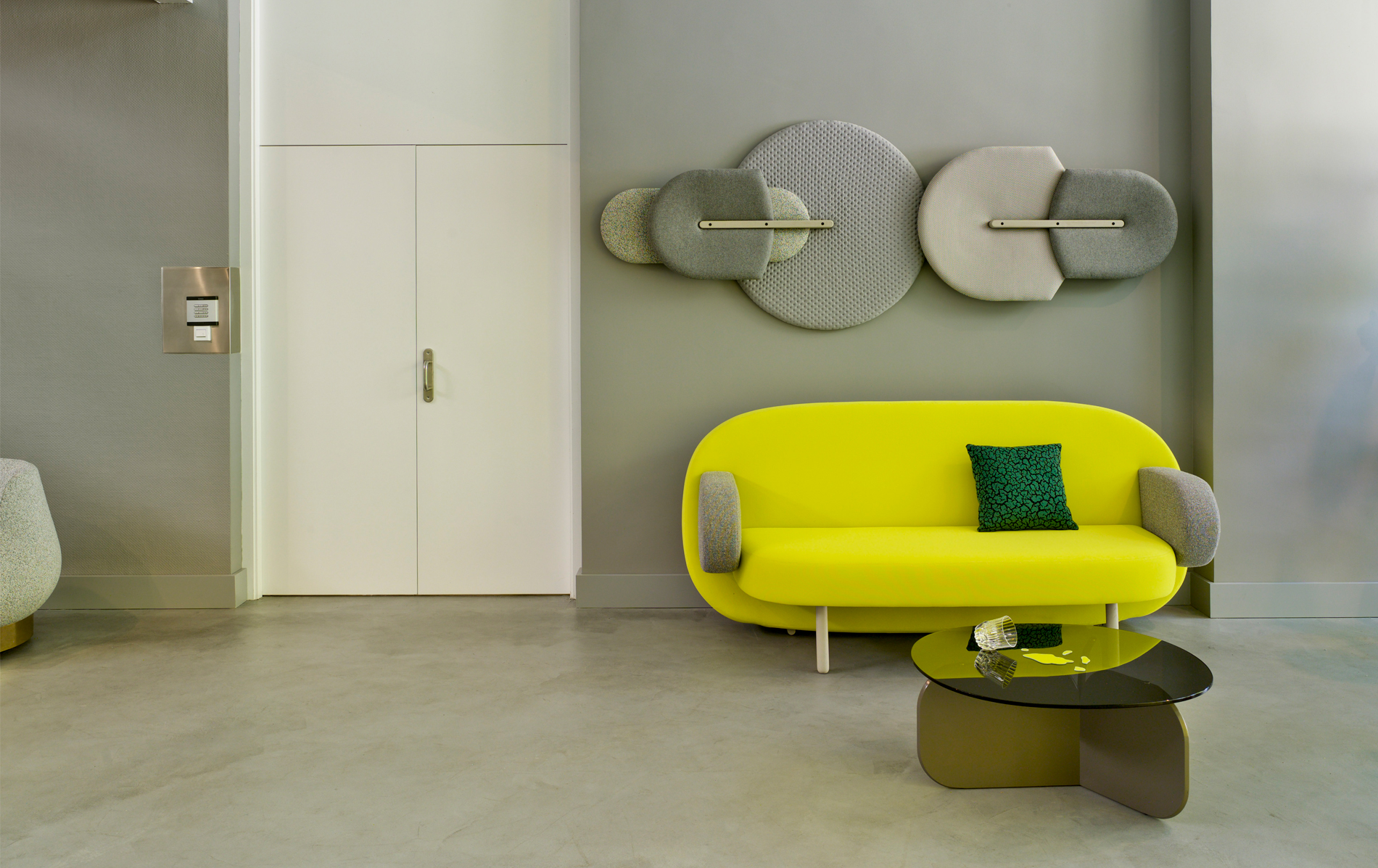 Sancal, new Offices and Showroom