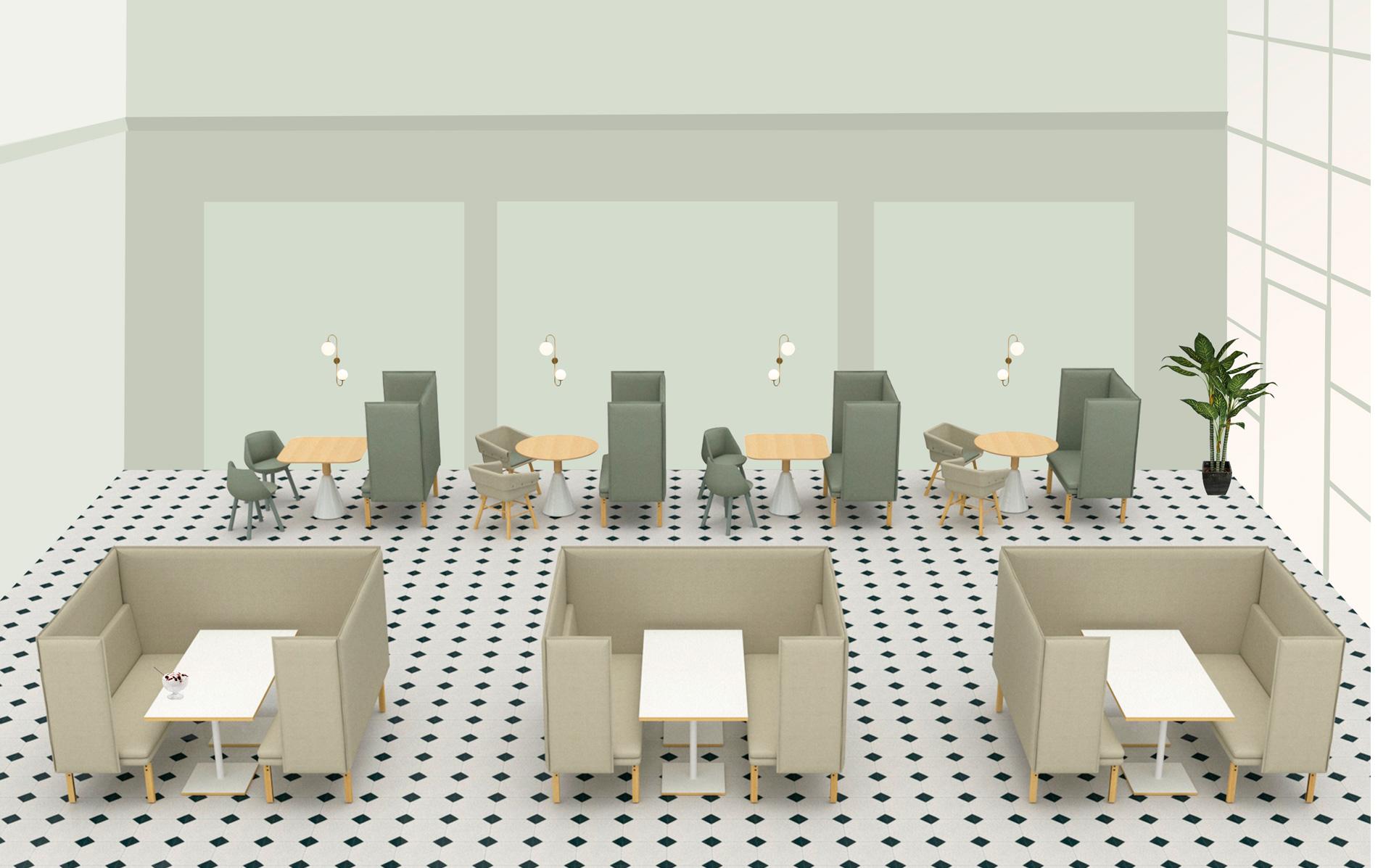 Cómo adaptar los espacios gastronómicos tras el confinamiento