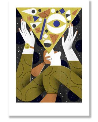 Poster Gicleè Creativa