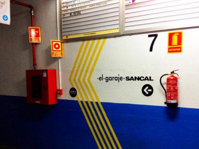 El Garaje - Opening party