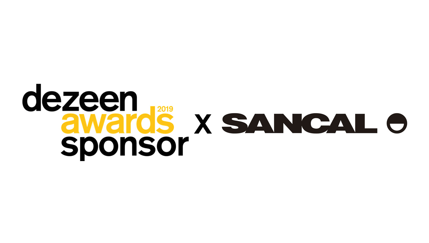 Sancal sponsors Dezeen Awards 2019