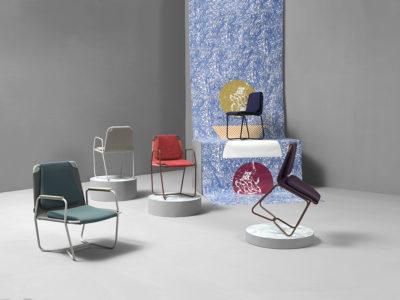 CASTA & TEA bar stool by EstudiHac