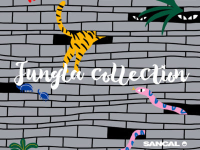 The Jungla Collection: enter the thicket