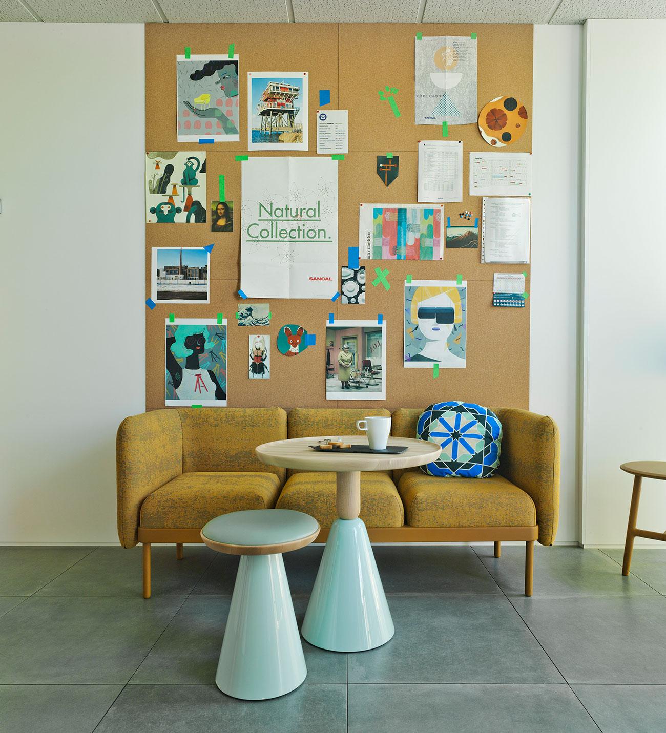 Sancal cultivates its new office space! — Sancal