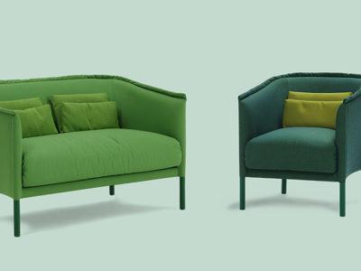 TALO sofá by Sebastian Herkner